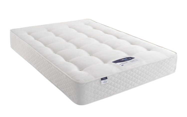 silentnight ortho dream star miracoil mattress reviews. Black Bedroom Furniture Sets. Home Design Ideas